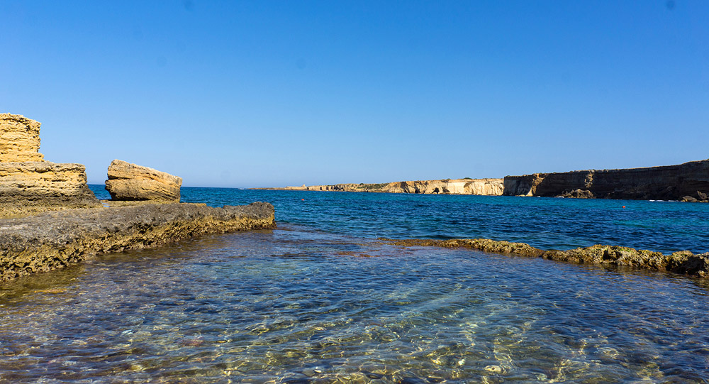 Plemmirio - Punta della Mola