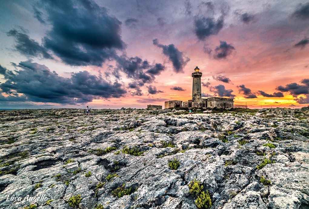 tramonto Plemmirio Siracusa