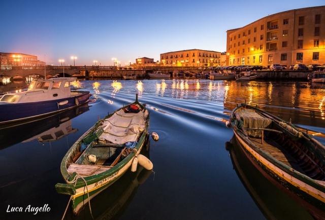 Porto Piccolo Siracusa