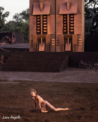 Agamennone 2014 - Teatro Greco Siracusa