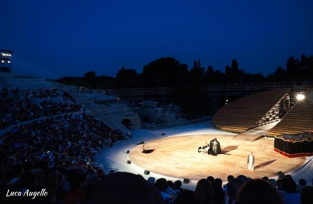 Teatro Greco Siracusa - Baccanti 2011